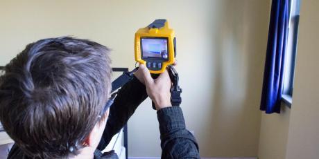 infrared energy audit Yankee Thermal Imaging